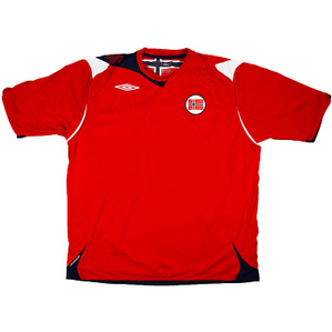 2006-08 Norway Home Shirt (Excellent) XL