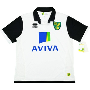 2013-14 Norwich Away Shirt *BNIB* Womens