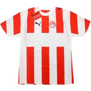 2006-07 Olympiakos Home Shirt *w/Tags* S
