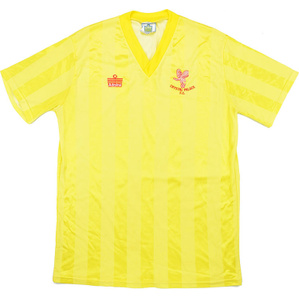 1987-88 Crystal Palace Away Shirt (Excellent) M