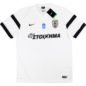 2014-15 PAOK Away Shirt *w/Tags* XL