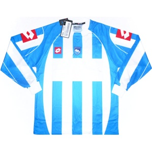 2005-06 Pescara Home L/S Shirt *BNIB* XL