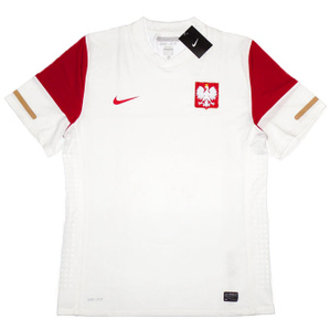 2010-11 Poland Player Issue Home Shirt *BNIB*