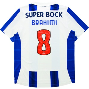 2016-17 Porto Home Shirt Brahimi #8 *w/Tags* XXL