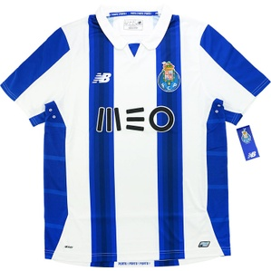 2016-17 Porto Home Shirt *BNIB*