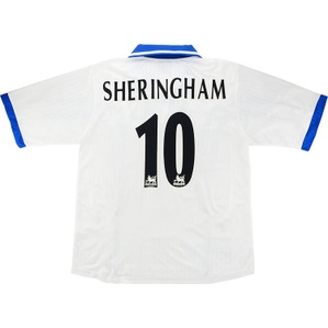 2003-04 Portsmouth Third Shirt Sheringham #10 (Excellent) L