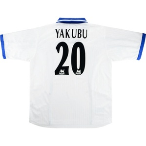 2003-04 Portsmouth Third Shirt Yakubu #20 (Very Good) XL