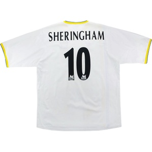 2004-05 Portsmouth Third Shirt Sheringham #10 (Good) L