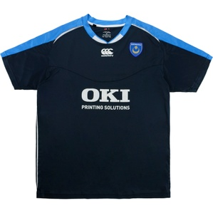 2007-08 Portsmouth Canterbury Training Shirt (Excellent) M