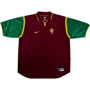 1999-00 Portugal Home Shirt (Good) XXL