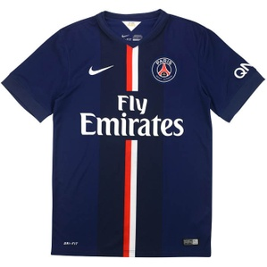 2014-15 Paris Saint-Germain Home Shirt (Excellent) XL