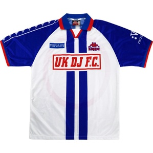 1995-96 UK DJ FC Home Shirt *w/Tags* L