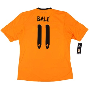 2013-14 Real Madrid Third Shirt Bale #11 *w/Tags* XL