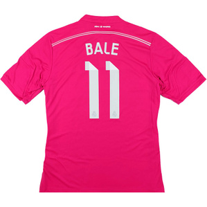 2014-15 Real Madrid Away Shirt Bale #11 *w/Tags*