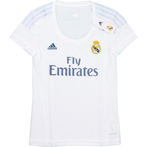 2015-16 Real Madrid Home Shirt *BNIB* Womens