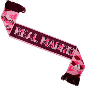 2015-16 Real Madrid Adidas Scarf *BNIB*