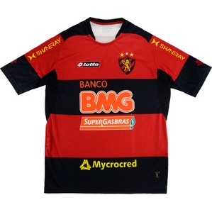 2011 Sport Club Recife Home Shirt #10 (Paraíba) (Excellent) XXL