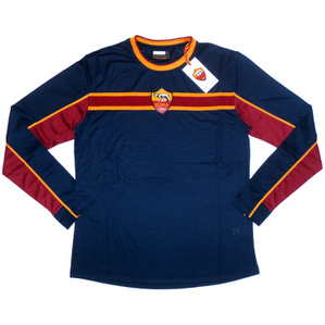 2013-14 Roma Training Navy L/S Shirt *BNIB*