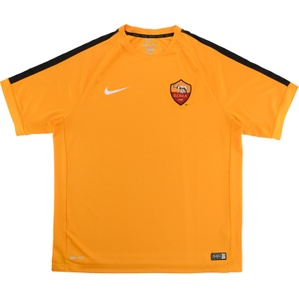 2014-15 Roma Nike Training Shirt (Excellent) XL