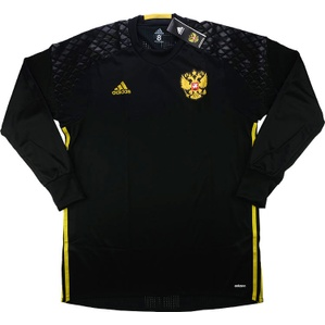 2016-17 Russia Player Issue GK Home Shirt *BNIB*