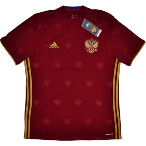 2016-17 Russia Home Shirt *BNIB* S
