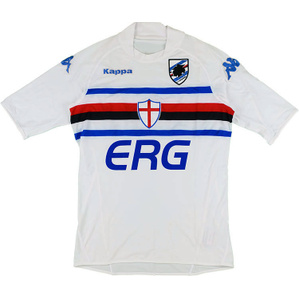 2004-05 Sampdoria Away Shirt (Very Good) S