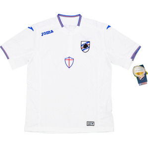 2015-16 Sampdoria Away Shirt *BNIB* BOYS