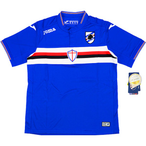 2015-16 Sampdoria Home Shirt *BNIB* XL.Boys