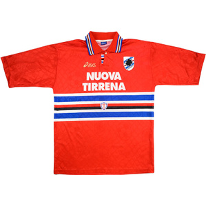1995-96 Sampdoria Third Shirt (Very Good) L