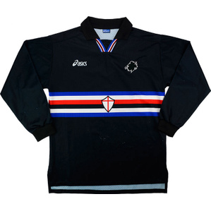 1996-97 Sampdoria Third L/S Shirt (Very Good) L