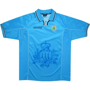 1998-99 San Marino Home Shirt (Excellent) L