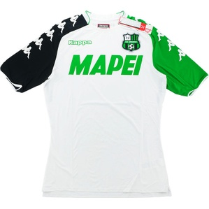 2017-18 Sassuolo Away Shirt *BNIB*