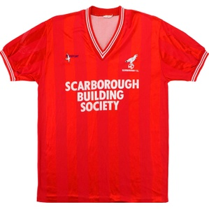 1987-88 Scarborough Home Shirt (Good) M