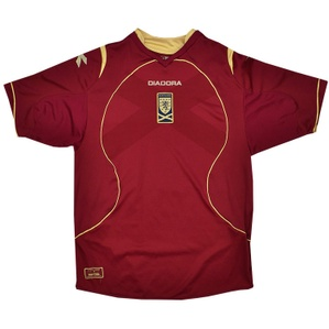 2007-08 Scotland Third Shirt (Excellent) M