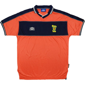1999-00 Scotland Away Shirt (Excellent) XXL