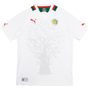 2012-13 Senegal Home Shirt (Good) XL