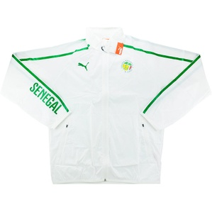 2014-15 Senegal Puma Walk-Out Presentation Jacket *BNIB*