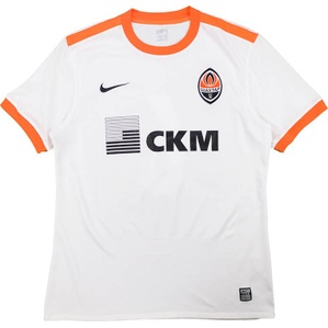 2009-10 Shakhtar Donetsk Match Issue Away Shirt #6