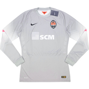 2014-15 Shakhtar Donetsk Player Issue GK European Shirt *BNIB* L