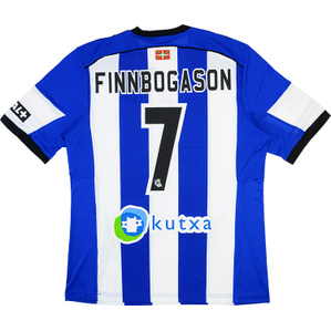 2014-15 Real Sociedad Home Shirt Finnbogason #7 *w/Tags*