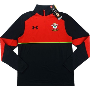2016-17 Southampton Under Armour 1/2 Zip Training Top *BNIB*