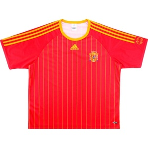 2006-08 Spain Home Replica Tee (Excellent) XL