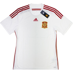 2014 Spain Adizero Player Issue Third Shirt *BNIB*