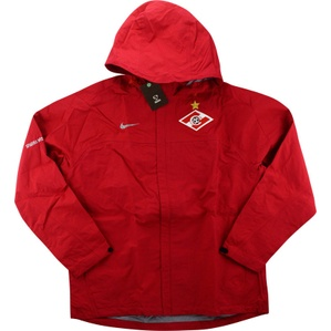 2009 Spartak Moscow Player Issue Rain Jacket *BNIB*