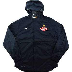 2011 Spartak Moscow Player Issue Strom-Fit Jacket *BNIB*