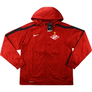 2011 Spartak Moscow Player Issue Storm-Fit Rain Jacket *BNIB* L