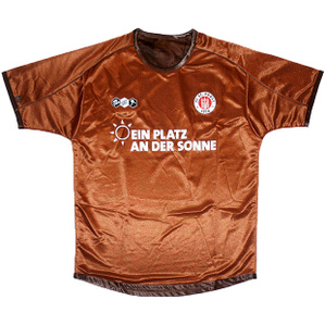 2010-11 St Pauli Reversible Centenary Home Shirt *As New* XL