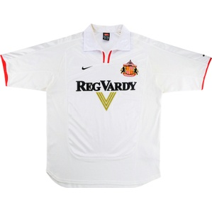 2000-02 Sunderland Away Shirt (Very Good) M