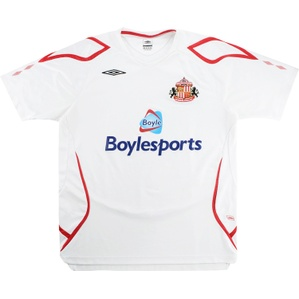 2008-09 Sunderland Umbro Training Shirt (Good) XL
