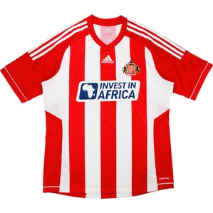 2012-13 Sunderland Home Shirt (Good) L
